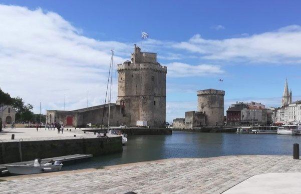 La Rochelle les deux tours